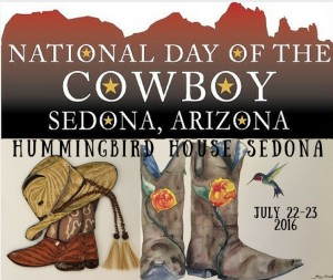 National Day of The Cowboy Sedona