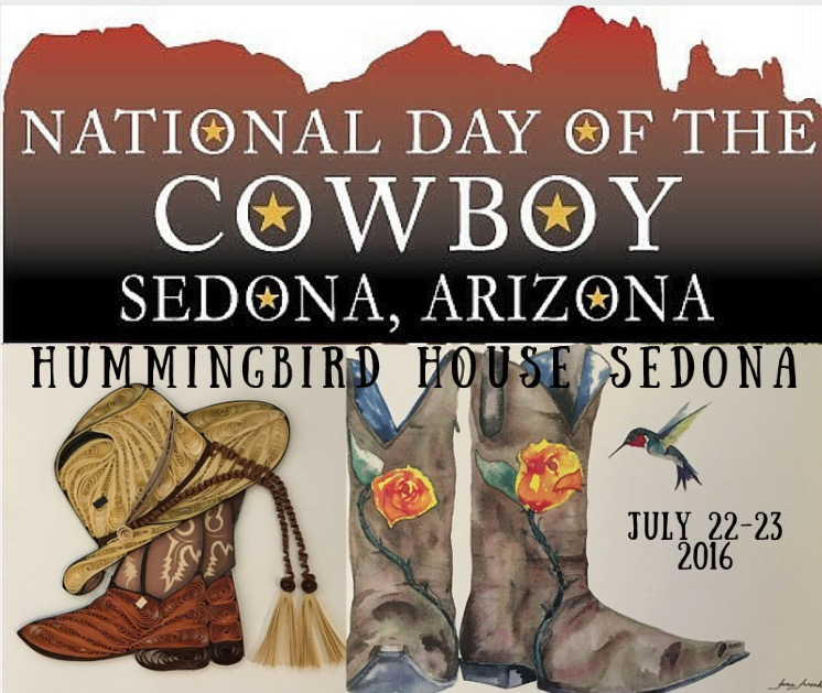 National Day of The Cowboy in Sedona