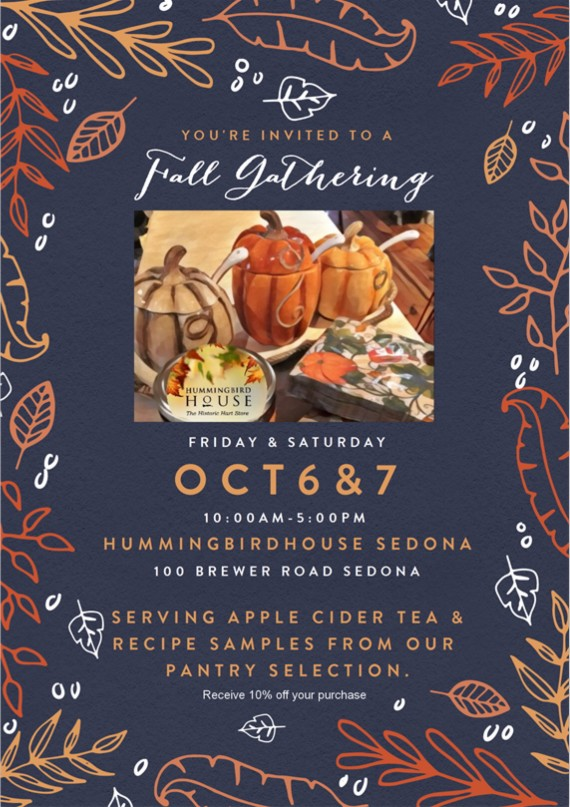 Fall Gathering | Open House
